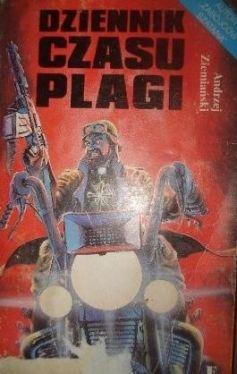 Okładka książki - Dziennik Czasu Plagi