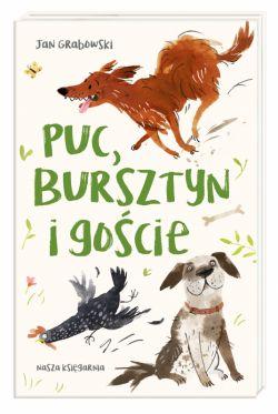 Okładka książki - Puc, Bursztyn i goście