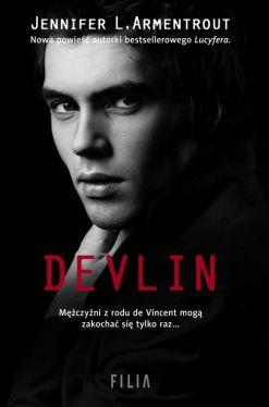 Okładka książki - de Vincent (Tom 3). Devlin