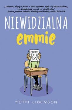 Okładka książki - Niewidzialna Emmie