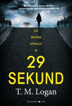 Okładka książki - 29 sekund