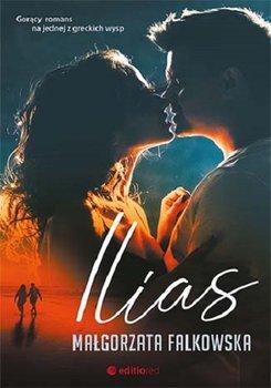 Okładka książki - Ilias