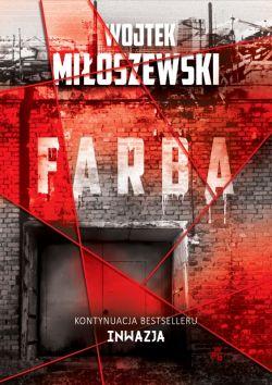 Okładka książki - Farba
