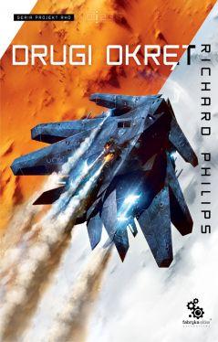 Okładka książki - Drugi okręt