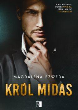 Okładka książki - Król Midas