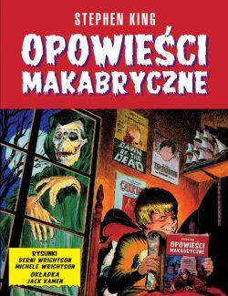 Okładka książki - Opowieści makabryczne