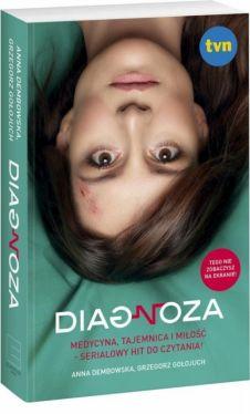 Okładka książki - Diagnoza