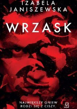 Okładka książki - Wrzask