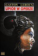 Okładka książki - Upiór w operze