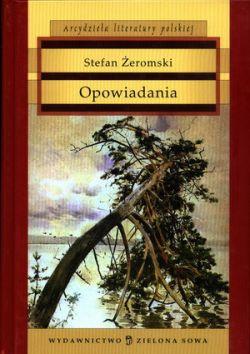 Okładka książki - Opowiadania