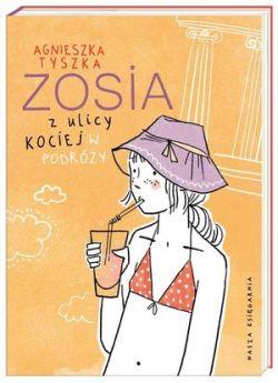 Okładka książki - Zosia z ulicy Kociej. W podróży