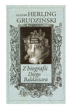 Okładka książki - Z biografii Diego Baldassara