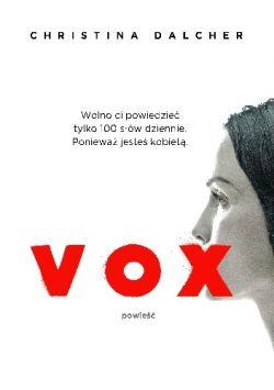 Okładka książki - Vox