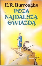 Okładka książki - Poza najdalszą gwiazdą