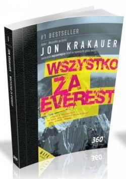 Okładka książki - Wszystko za Everest