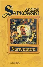Okładka książki - Narrenturm