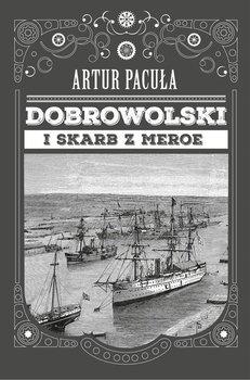 Okładka książki - Dobrowolski i skarb z Meroe