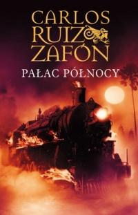 Okładka książki - Pałac północy
