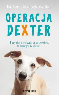 Okładka książki -  Operacja Dexter