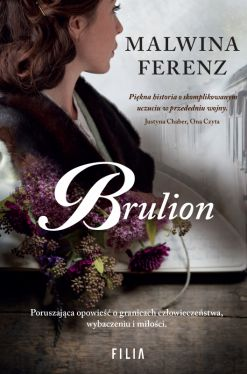 Okładka książki - Brulion