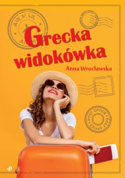 Okładka książki - Grecka widokówka