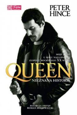 Okładka książki - Queen. Nieznana historia
