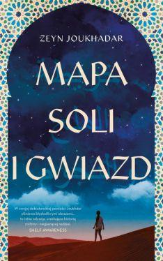 Okładka książki - Mapa soli i gwiazd