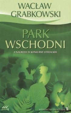 Okładka książki - Park Wschodni