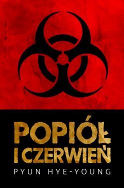 Okładka książki - Popiół i czerwień