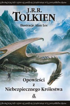 Okładka książki - Opowieści z Niebezpiecznego Królestwa