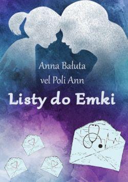 Okładka książki - Listy do Emki