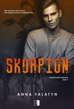 Okładka książki - Skorpion