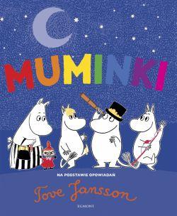 Okładka książki - Muminki. Wielka kolekcja
