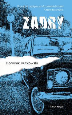 Okładka książki - Zadry