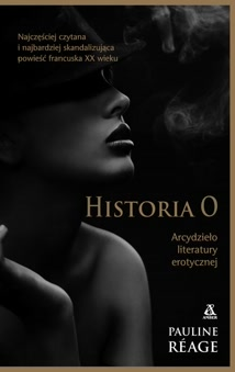 Okładka książki - Historia O