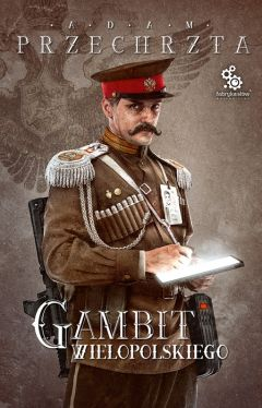 Okładka książki - Gambit Wielopolskiego
