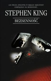 Okładka książki - Bezsenność