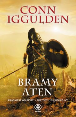 Okładka książki - Bramy Aten