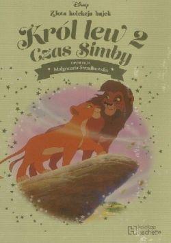 Okładka książki - Król lew 2. Czas Simby