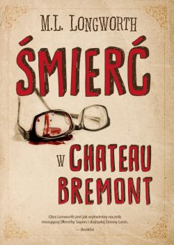Okładka książki - Verlaque i Bonnet na tropie. Śmierć w Château Bremont