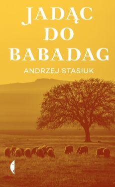 Okładka książki - Jadąc do Babadag