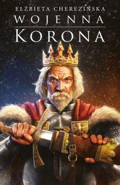 Okładka książki - Wojenna korona