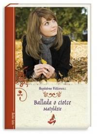 Okładka książki - Ballada o ciotce Matyldzie
