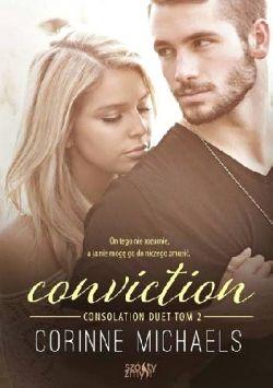 Okładka książki - Conviction