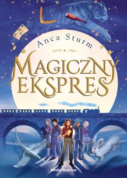 Okładka książki - Magiczny ekspres