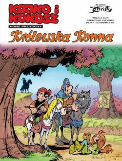 Okładka książki - Kajko i Kokosz  Nowe Przygody