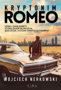 Okładka książki - Kryptonim Romeo