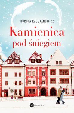 Okładka książki - Kamienica pod śniegiem