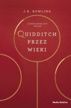 Okładka książki - Quidditch przez wieki