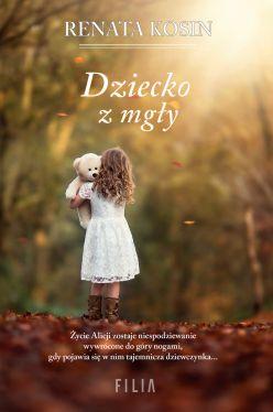Okładka książki - Dziecko z mgły